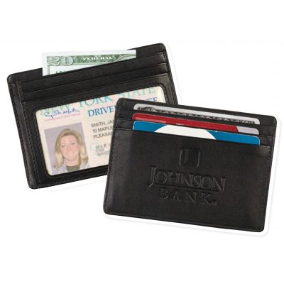 Ambassador Cowhide Weekend Wallet (Imported)