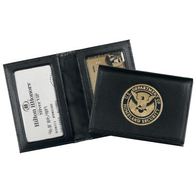 Exec-U-Line Double ID Identification Holder (Imported)