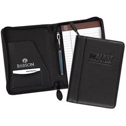 New Englander Jr. Zip Pad Folio (Imported)