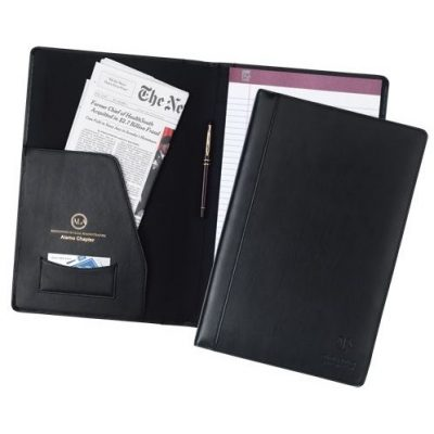 The Law Maker Legal Size Portfolio w/Legal Pad (Imported)