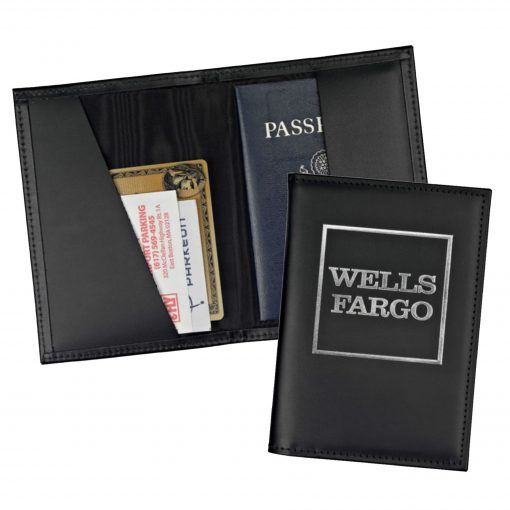 Top Grain Cowhide RFID Passport Case (Domestic)