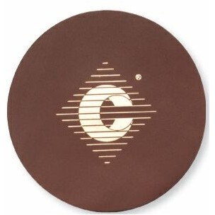 Top Grain Leather Round Coaster (Domestic)