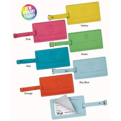 Vibrant Luggage Tag (Domestic)