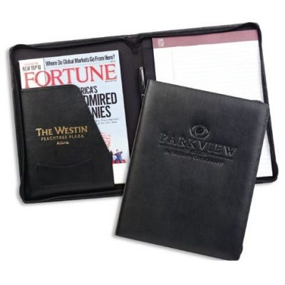 Zippered Decision Maker Portfolio (Imported)